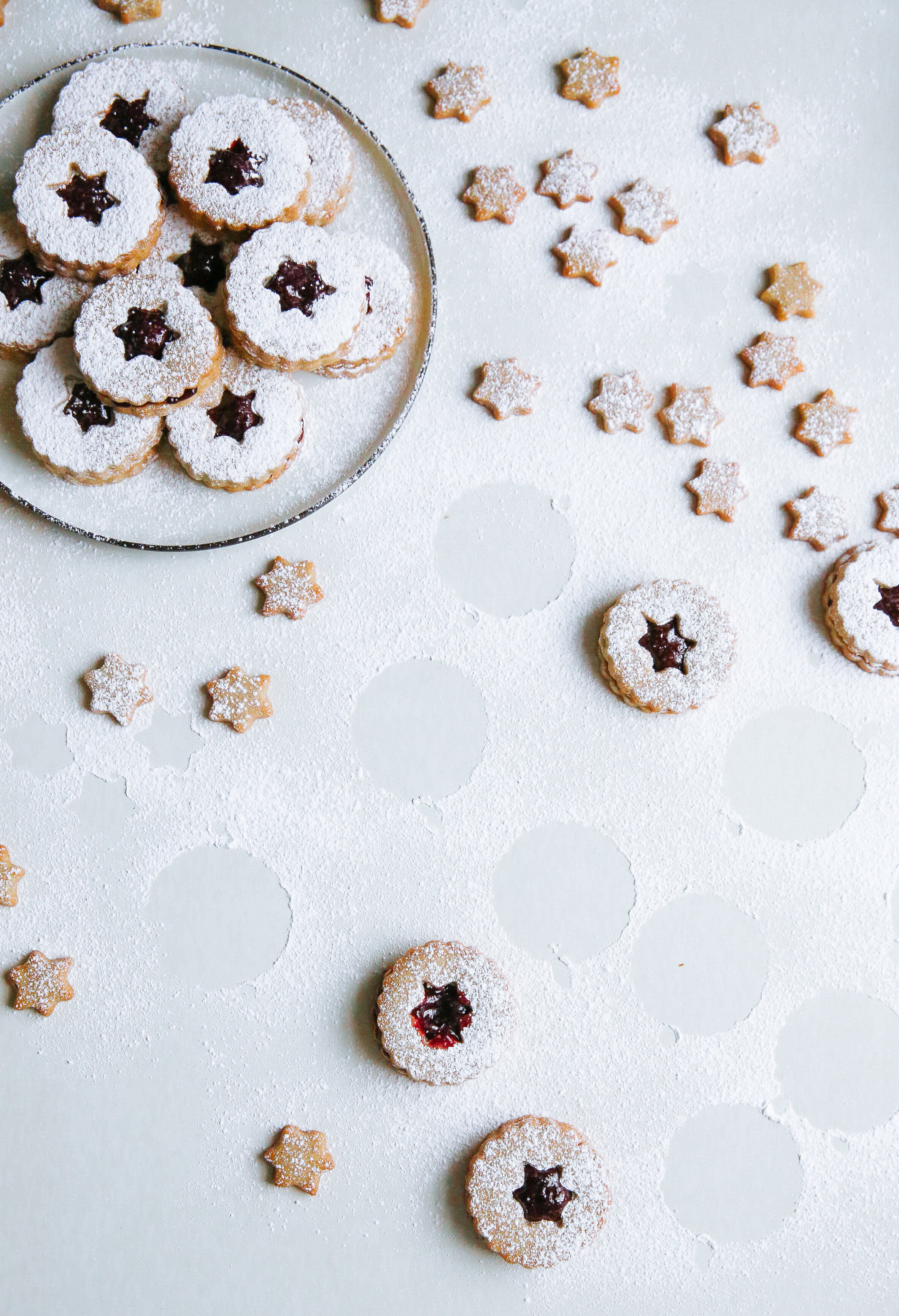 Spicy-lemony-linzer-cookies