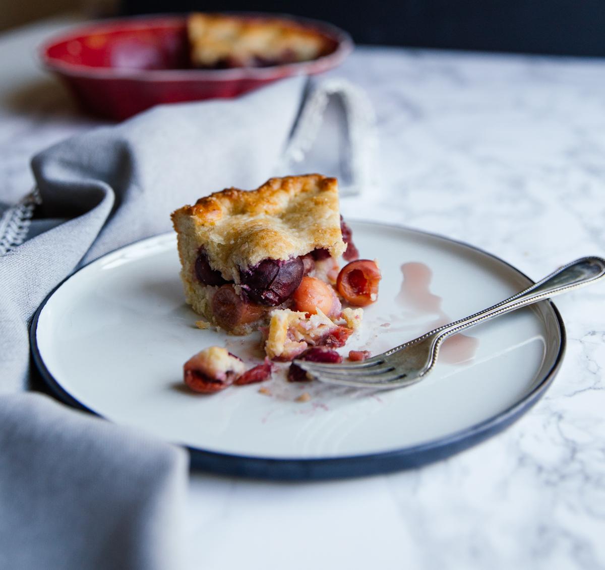 Damn fine cherry pie