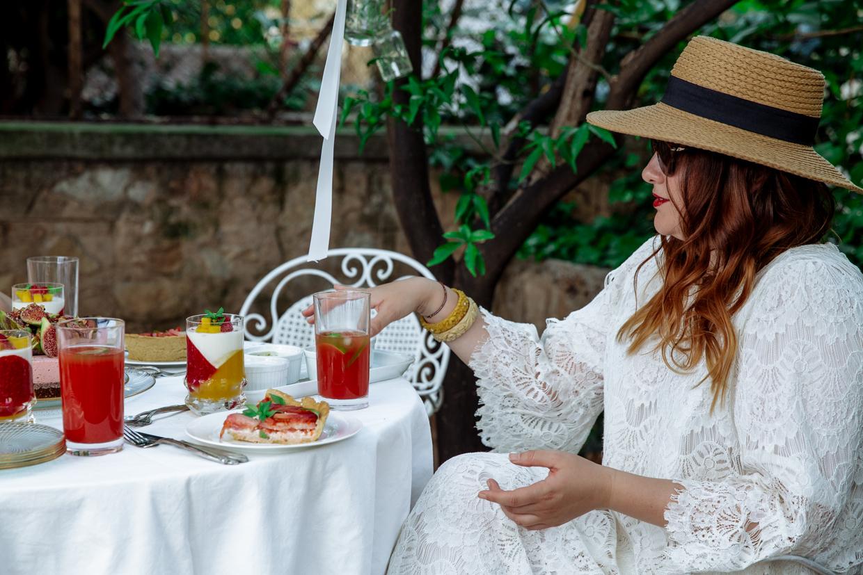 Summer brunch in Athens